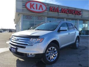 2010 Ford Edge Sunroof|Leather|Heated Front Seats|V6