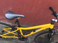 Pinnacale cabolt ladies bike