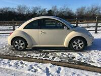 Vw beetle breaking facelift model 2008 43,000 miles