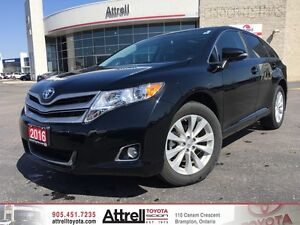 2016 Toyota Venza AWD XLE. Redwood Edition, Navigation, Heated S
