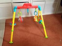 Baby gym / toy