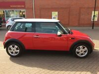 2003 Red Mini Cooper 79327 Miles - 12 Months MOT - 2 Months Warranty