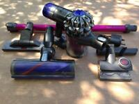 Dyson V6 Absolute Handheld Vacuum Cleaner + 4 Tools