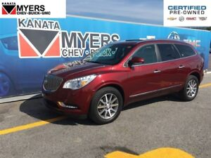 2016 Buick Enclave ALL WHEEL DRIVE, DUAL PANEL SUNROOF, LEATHER