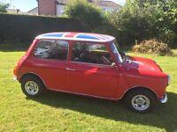 Classic Mini 1000 - £2,750 O.N.O