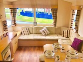❤️DOUBLE GLAZED STUNNING STATIC CARAVAN WITH SEA VIEW, AMAZING FACILITILES, OPEN ALL YEAR NR DURHAM