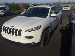 2015 Jeep Cherokee altitude North