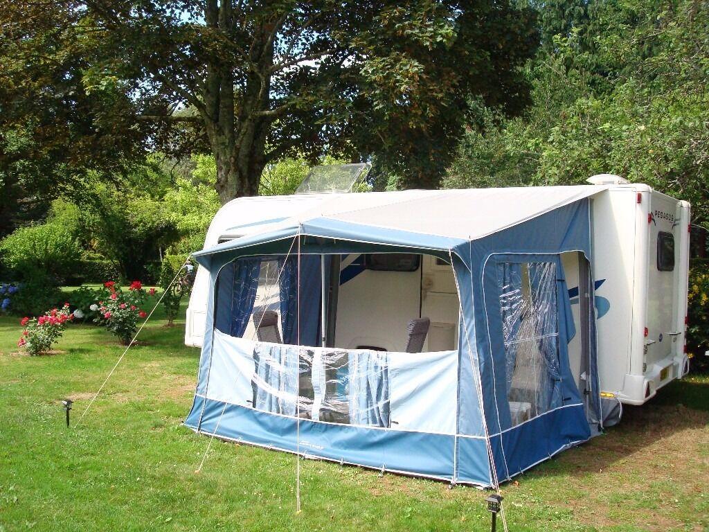 2011 VENTURA MARLIN AWNING (BLUE) | in Seaton, Cumbria ...