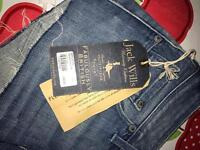 Jack wills denim shorts - BNWT