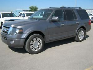 2011 Ford Expedition Limited 4x4 | Leather | Moonroof | Tow Pkg