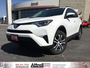 2016 Toyota RAV4 AWD LE Upgrade Package. Keyless Entry, Heated S