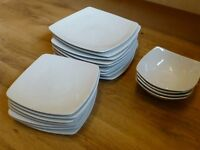 Dinner Plates, Bowls & Side Plates