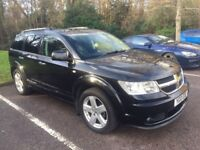 Dodge Journey RT Automatic 7 Seats 2010 92K Sat Nav Reverse Camera+Many Extras Long Mot Part Ex Poss