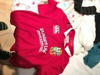 British And Irish Lions Canterbury Men's VapoShield Matchday Pro Jersey