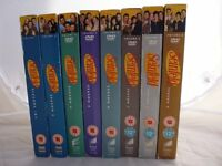 Seinfeld box sets series 1 to 9