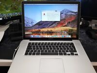 Aplle macbook Pro A1286 15 inch mid 2010 I5, 4Gb Ram, 750Gb HD