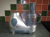 BUSH ELECTRIC FOOD PROCESSOR