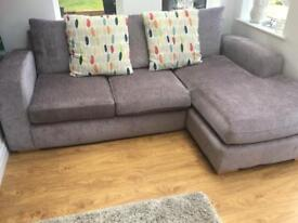Corner sofa 220cm wide