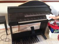 Yamaha Electone HS 6 Electric Organ with Stool