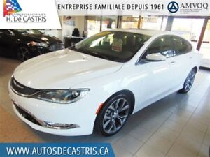 2015 Chrysler 200 C*REG VIT ADAPTATIF PARC ASSIS
