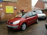 2006 Renault Megane Scenic 1.6 - Dynamic Model - 12 Months Mot - 3 Months Warranty