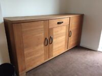 Wooden contemporary sideboard for sale