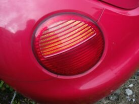 VW BEETLE 2000-05 REAR PASS SIDE LIGHT