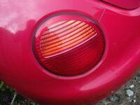 VW BEETLE 2000-05 REAR PASS SIDE LIGHT