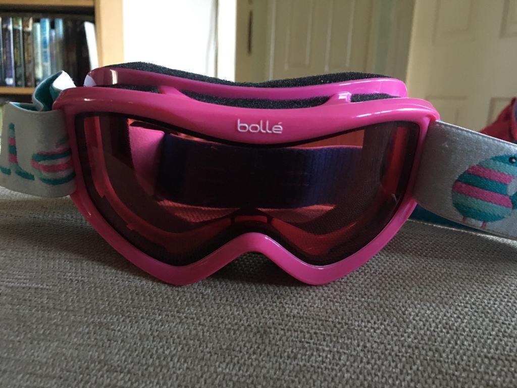 84252e695e9 Kids Bolle Ski Goggles