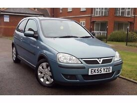 2005 Vauxhall Corsa 1.2 i 16v SXi+ 3dr **F/S/H+HIGH SPEC+IMMACULATE**