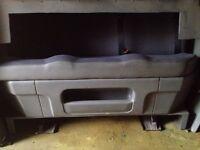 2008 Vauxhall Movano crew cab triple seats - good condition