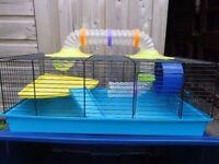 FOP Hamster Cage