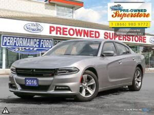 2016 Dodge Charger SXT***Nav-Sunroof-Uconnect***