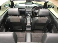 Audi A4 Convertible 2.5TDI automatic