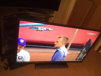 42 inches hitachi tv