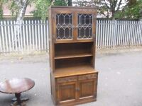 Great Oak Genuine Old Charm Tall Bookcase