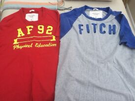 2 x Abercrombie & Fitch T-Shirts