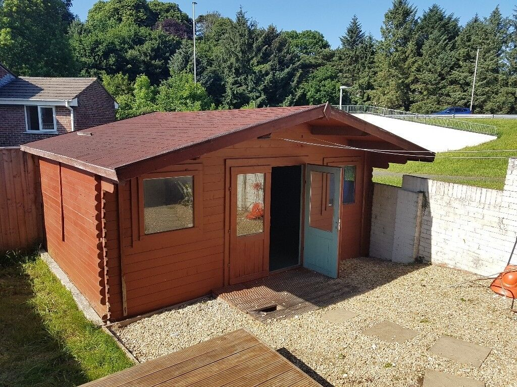 Garden shed/Summer House | in Plymouth, Devon | Gumtree