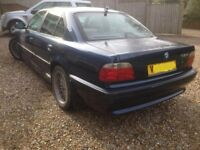 BMW 735i sport - possible p/ex.