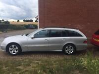 Mercedes e class advantgarde estate 220 Cdi