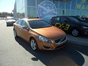 2011 Volvo S60 T6 AWD Turbo