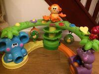Fisher Price Rainforest Floor Toy