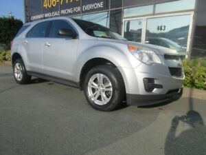2011 Chevrolet Equinox LT 2.4L AWD W/ ALLOYS PWR GROUP TRACTION