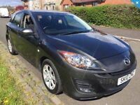 2010 MAZDA 3 TS2 1.6 DIESEL, ONLY £30 PER YEAR ROAD TAX