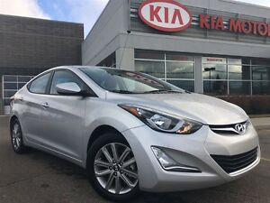 2016 Hyundai Elantra SPORT SUNROOF HEATED SEATS