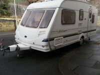 Sterling Europa Five Berth Touring Caravan