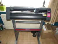 pixmax vinyl cutter plotter 28 inch signe maker