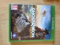 Tom clancys ghost reacon wild lands Xbox one