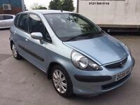 2006 HONDA JAZZ 1.4 SE PETROL AUTOMATIC # GENUINE LOW MILES # VERY TIDY CAR # 12 MONTHS MOT # CAT D