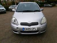 Quick sell 2005 Toyota Yaris spirit 1.3 petrol Automatic